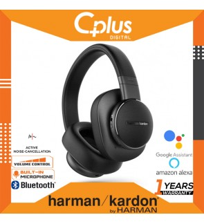 Harman Kardon Fly ANC Wireless Over-Ear Active Noise Cancelling Headphones