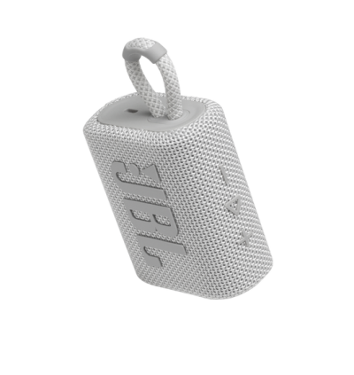 JBL Go 3: Portable Speaker with Bluetooth, Built-in Battery, JBL Pro Sound, Waterproof and Dustproof Feature