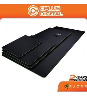 Razer Gigantus v2 Cloth Gaming Mouse Pad (XXL): Thick, High-Density Foam - Non-Slip Base - M,L,XXL ,3XL - Black