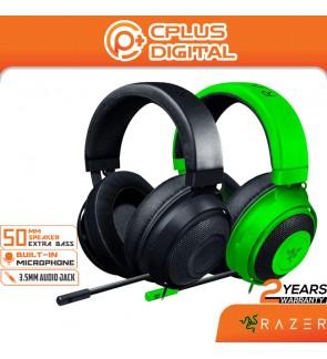 Razer Kraken Multi-Platform Competitive 7.1 Surround Sound Wired Gaming Headset