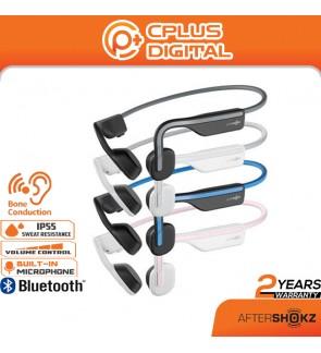 AfterShokz OpenMove Wireless Bone Conduction Open-Ear Bluetooth Sport Headphones