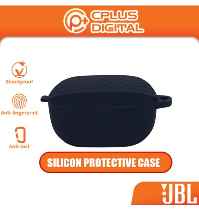 JBL Wave 100 Silicone Protective Earphone Case with Anti-Lost Buckle