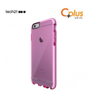 Tech21 EVO Mesh (For iPhone 6S Plus) Pink/White