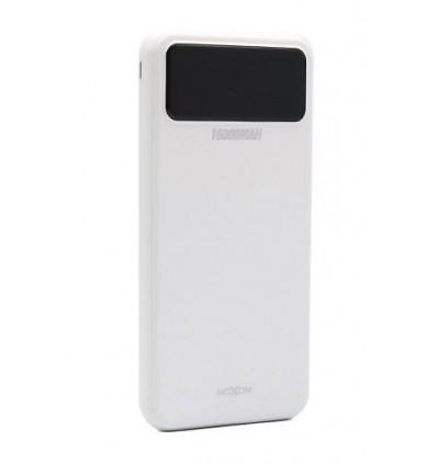 MOXOM MX-PB12 Dual USB 2.4A LCD Battery Level Display 16000mAh