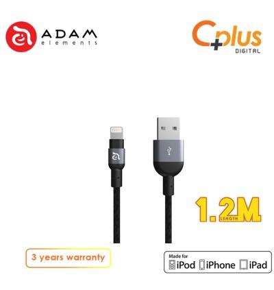 Adam Elements Peak 120B USB to Lightning Cable 1.2M