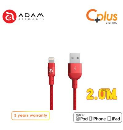 Adam Elements Peak 200B USB to Lightning Cable 2.0M