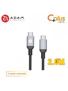 Adam Elements Casa B200 Type-C to Type-C Cable 2.0M