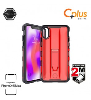 ITSkins Hybrid Stand for iPhone XS Max (6.5 inch)