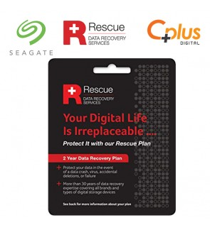 Seagate 3 Years Rescue Data Recovery Plan/ Services