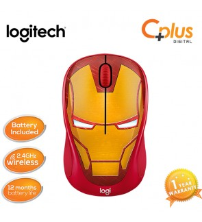 Logitech M238 2.4Ghz Wireless Mouse (Marvel Collection)