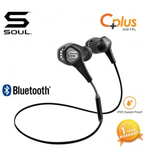 SOUL RUN-FREE PRO Wireless Active Earphones with Bluetooth V4.0