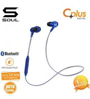 SOUL RUN FREE PRO HD Balanced Armature Sports Earphones with Bluetooth V4.0