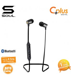 SOUL PURE WIRELESS High Performance Earphones With Bluetooth V5.0