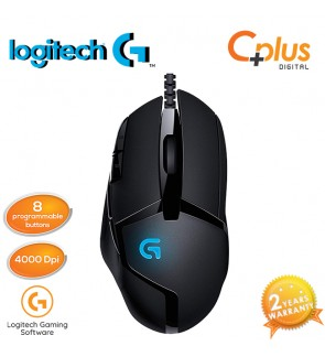 Logitech Gaming G402 Hyperion Fury 8 Programmable Buttons 4000DPI Gaming Mouse
