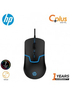 HP M100 High Performance 7 LED Gaming Mouse