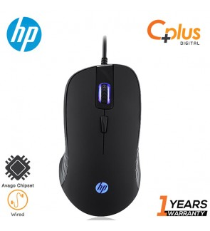 HP G100 High Performance LED 2000DPI Gaming Mouse