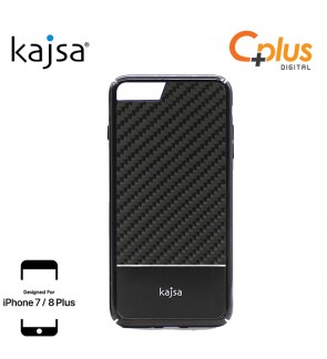 Kajsa Real Carbon Fibre back case for iPhone 7 Plus / 8 Plus