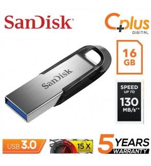 SanDisk 16GB CZ73 Ultra Flair 130 MB/s USB 3.0 Flash Drive