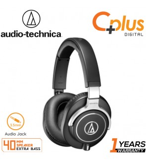 Audio Technica ATH-M70X Professional Monitor Wired Headphones