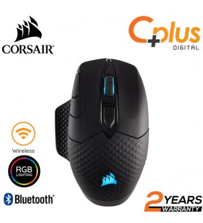 Corsair Dark Core RGB Wireless Gaming Mouse - 16,000 DPI Optical Sensor - Comfortable & Ergonomic - Play Wired or Wireless