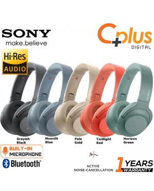 Sony WH-H900N Hi-Res Noise Cancelling Bluetooth Wireless Over-Ear Headphone
