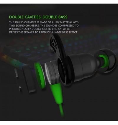 PLEXTONE G20 Noise Reduction Magnet In-Ear Earphone With Mic Earphone