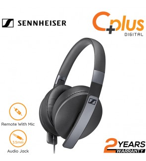 Sennheiser HD 4.20s Over-Ear Headphones with with Integrated Mic & Remote for iOS & Android Devices