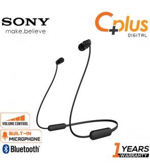 Sony WI-C200 / C200 Bluetooth Wireless Headphones with Mic