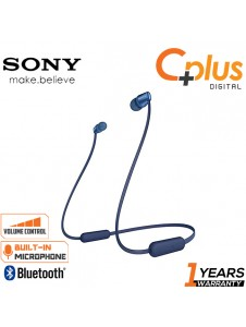 Sony WI-C310 / C310 Bluetooth Wireless In-Ear Headphone with Magnetic , Remote Mic