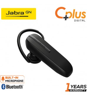 Jabra Talk 5 Bluetooth Headset for Hands-Free Calls with Intuitive Design and Simple Use