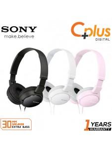 Sony MDR-ZX110 Foldable Portable On-Ear Headphone