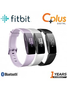 Fitbit Inspire HR Smart Fitness Heart Rate + Activity Tracker + Smart Watches