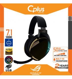 Asus ROG Gaming Headset Strix Fusion 500 Virtual 7.1 LED Gaming Headset with Hi-Fi Grade ESS DAC, ESS Amplifier, Digital Microphone and Aura Sync RGB Lighting