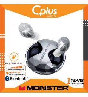 Monster Airlinks Clarity HD True Wireless TWS Bluetooth IPX 5 Waterproof In-Ear Earbuds