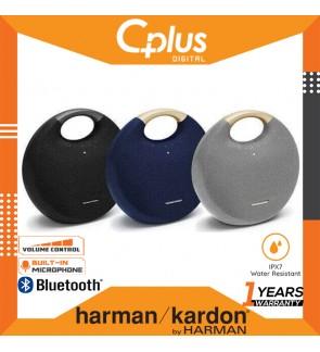 Harman Kardon Onyx Studio 6 Premium Bluetooth Speaker , IPX 7 Waterproof , UP to 8 hours Playtime