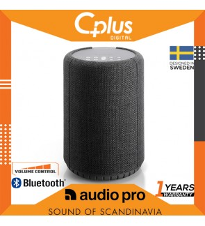 Audio Pro A1 WiFi / Bluetooth Multiroom Speaker with soft shapes