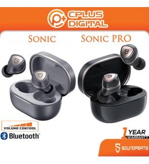 SoundPEATS Sonic Bluetooth 5.2 True Wireless Earphone CVC 8.0 Noise Cancellation 35 Hours Playtime