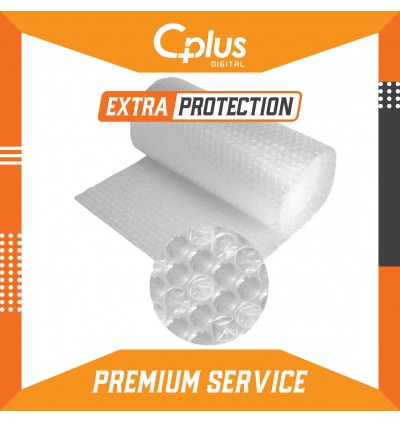 EXTRA Protection - ADD ON Bubble Wrap Services