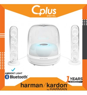 Harman Kardon SoundSticks 4 Iconic Wireless Bluetooth 2.1 Channel Speaker