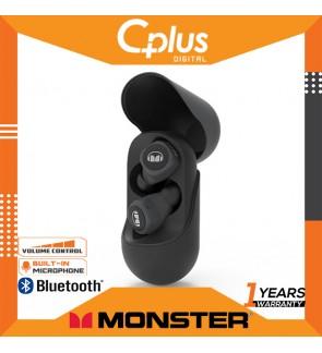 Monster iSport Achieve 500 Airlinks Wireless Earbuds (Bluetooth 5.0/IPX5 Waterproof)
